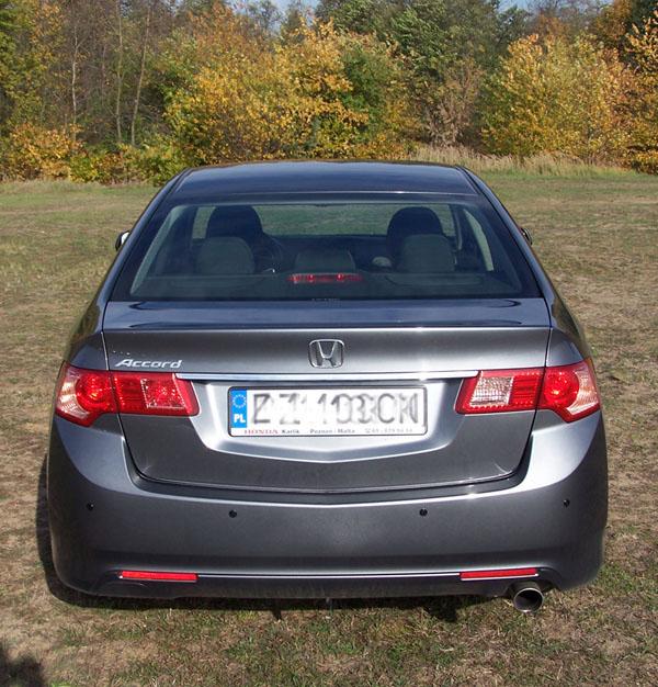 Honda Accord Japoński Klasyk Test