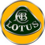 Lotus logo, lotus znaczek