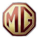 mg logo, mg znaczek