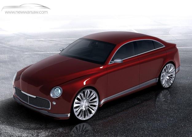 Car Company Warsaw: Legenda Powraca