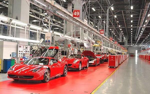 Dokąd Biegniesz Czarny Koniu Przyszłość Ferrari