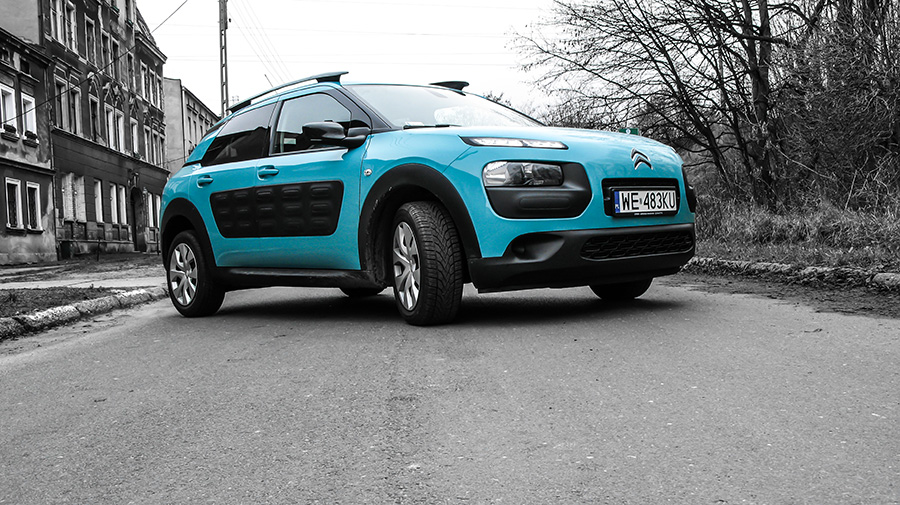 awangardowy styl francuza test citroen c4 cactus. Black Bedroom Furniture Sets. Home Design Ideas