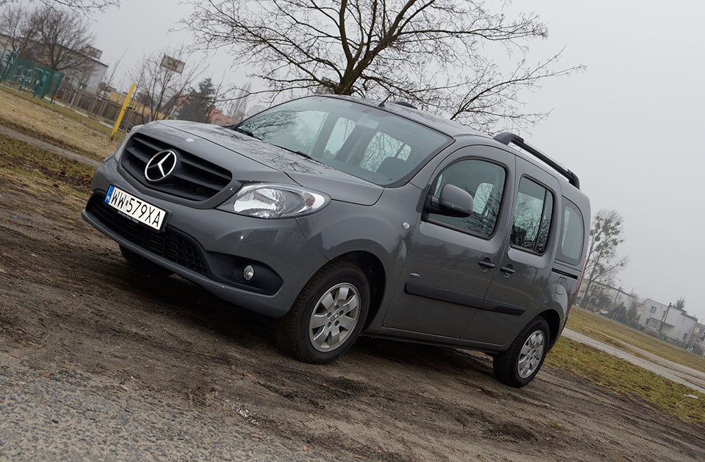 mercedes citan tourer wszechstronna gwiazda test. Black Bedroom Furniture Sets. Home Design Ideas