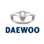 Daewoo logo, daewoo znaczek